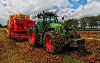 Преглед на земеделска, горска техника и машини за земни работи
